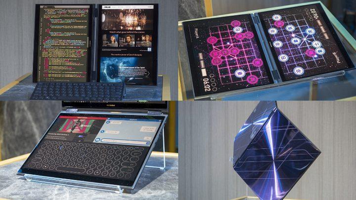 أول حاسب شخصي في العالم مزود بشاشتين