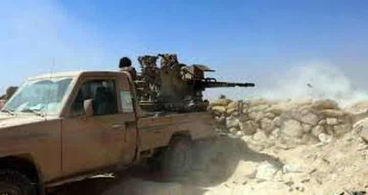 الضربات تتوالى على الحوثيين في الساحل الغربي