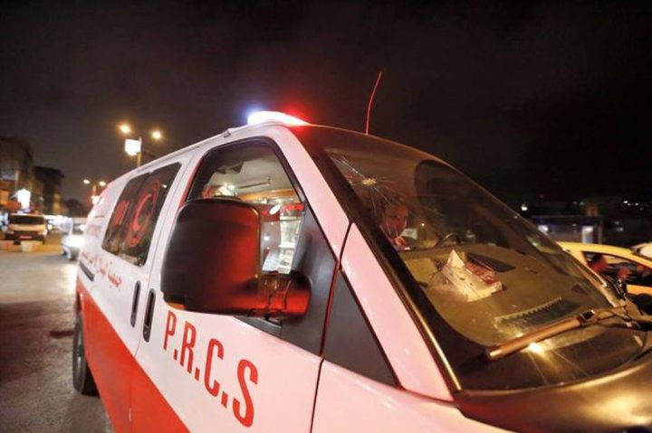 قوات الاحتلال تعتدي على طاقم اسعاف في بيت لحم