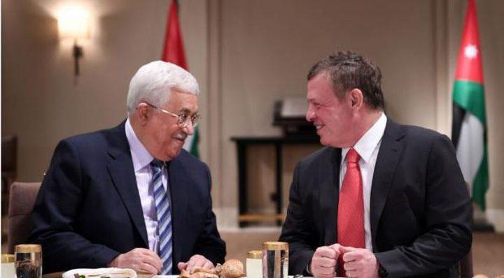 الرئيس يهنئ العاهل الأردني بذكرى توليه مهامه الدستورية ملكا للأردن