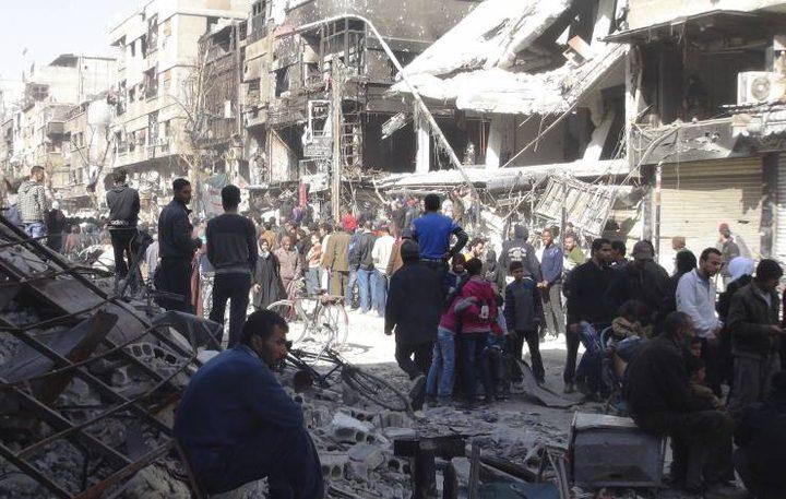 أهالي اليرموك للأمم المتحدة: أعيدونا إلى فلسطين