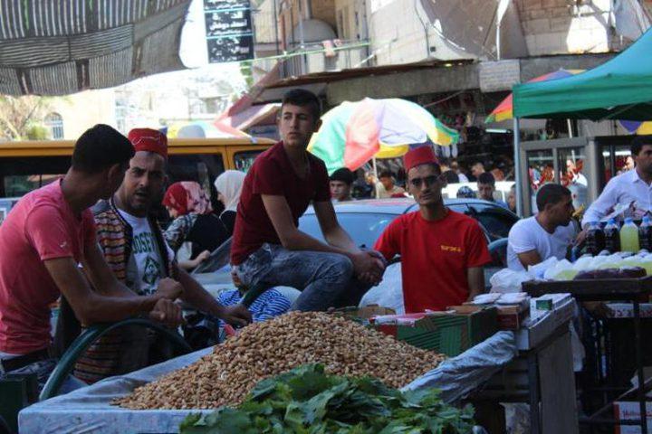 بلدية الخليل تعلن عن الخطة المرورية لاستقبال العيد