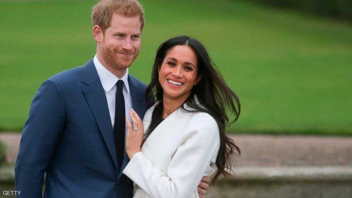 إزالة صورة الأمير هاري وميغان من غرفة استقبال الملكة!