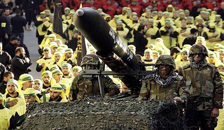 الإحتلال يزعُم : حزب الله أنشأ قوة عسكرية وقواعد لحماس في لبنان برعاية إيرانية