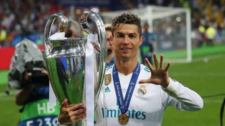 الكشف عن سعر كريستيانو رونالدو لاعب ريال مدريد