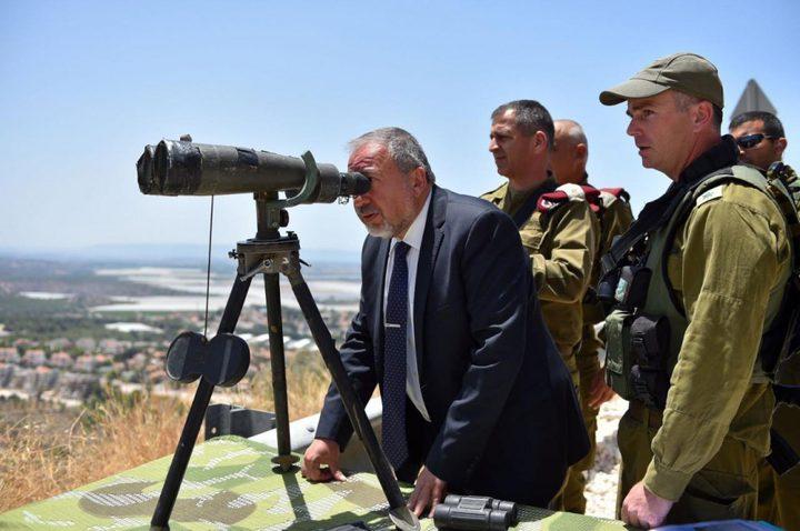 ليبرمان: عناصر قواتنا احترفوا قتل المتظاهرين على حدود غزة