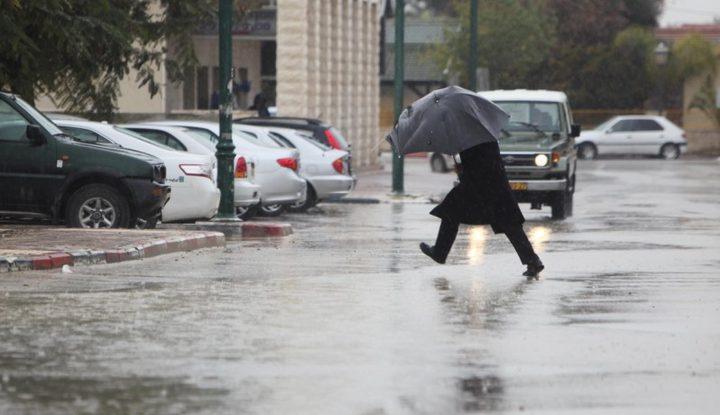 لأول مرة منذ عام 92.. الأمطار تهطل في حزيران