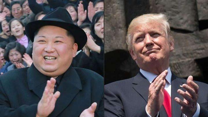 """ترامب: القمة مع كيم """"هي الطلقة الوحيدة المتوفرة"""""""
