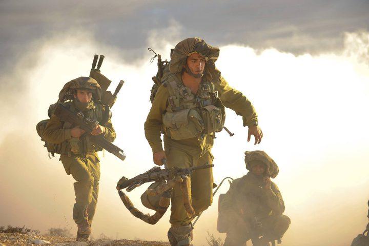 تمرين عسكري للاحتلال بالجولان