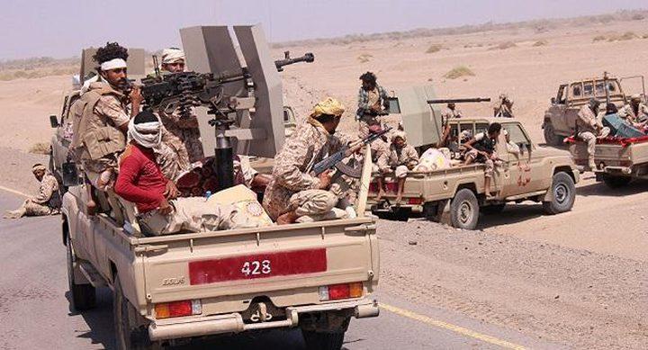 الجيش اليمني يسيطر على الخط الرابط بين تعز والحديدة