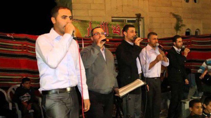 الاحتلال يعتقل فرقة فنية في الخليل بتهمة التحريض