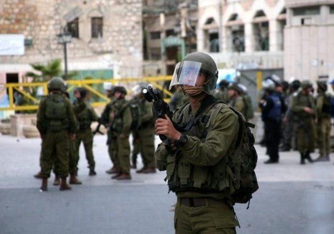 قوات الاحتلال تجري تدريبات عسكرية جنوب نابلس
