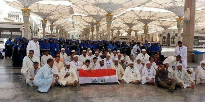 السعودية تزيد حصة العراق إلى 38 ألف حاج