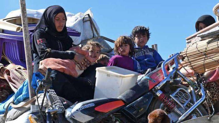 الأمم المتحدة: رقم قياسي للنازحين في سوريا
