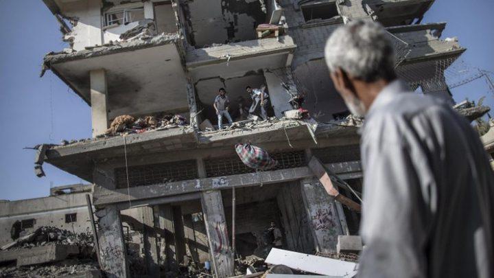 """""""الأونروا"""": انتهاء إعادة إعمار 187 مسكنا مدمرا كلياً في قطاع غزة"""