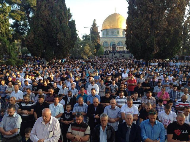 المفتي يعلن موعد صلاة عيد الفطر
