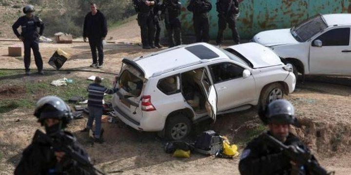 """الشاباك: الدهس بام الحيران بسبب اخفاق الشرطة وليس """"عملية إرهابية"""""""