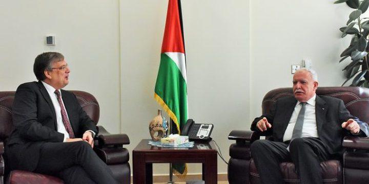 المالكي يبحث مع سفير هولندا تعزيز آفاق التعاون الثنائي