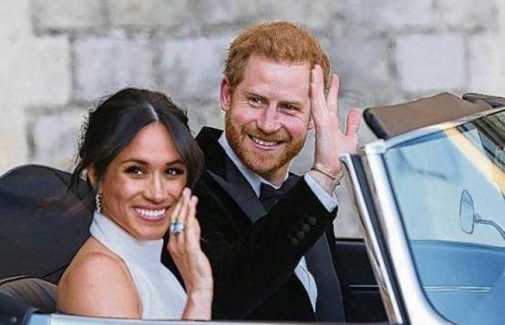 صورة| هذه النّجمة العالمية منعها الأمير هاري من حضور حفل زفافه!