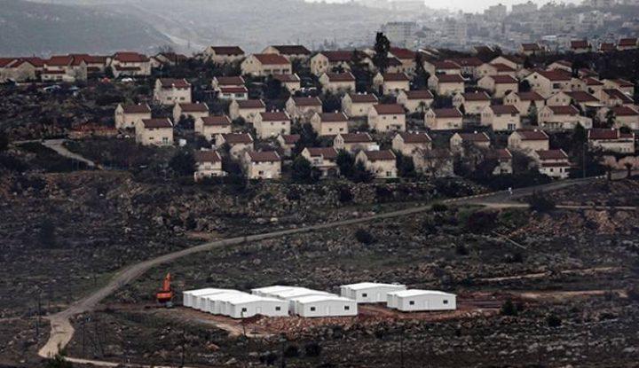 الاحتلال يستعد لإخلاء بؤرة استيطانية جنوب بيت لحم