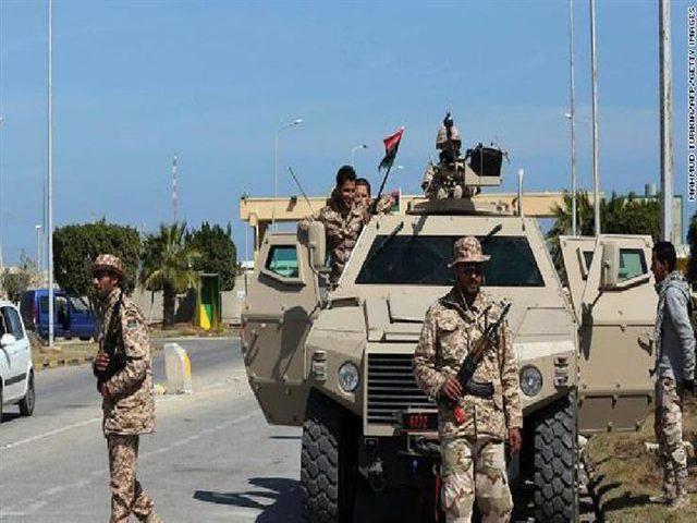 الجيش الليبي يعلن دخول معركة درنة مراحلها الأخيرة