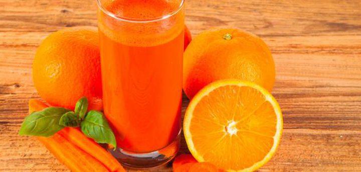 فوائد عصير الجزر والبرتقال الصحية لجسمك