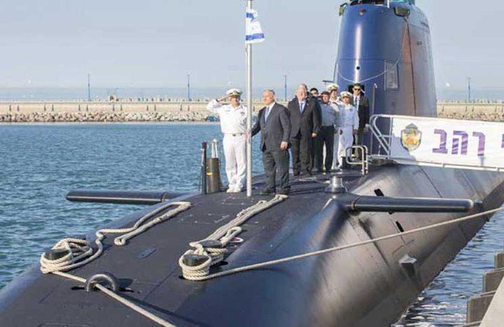"""استجواب نتنياهو في قضية """"الغواصات الألمانية"""""""