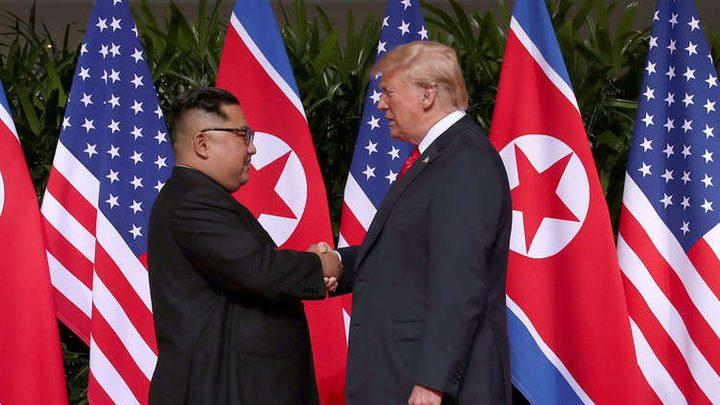 """انطلاق قمة """"تاريخية"""" بين ترامب والزعيم الكوري الشمالي"""