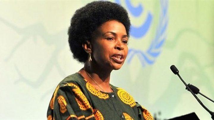 جنوب افريقيا تعلق عضوية مسؤولة بسبب تصريحات مؤيدة لدولة الاحتلال