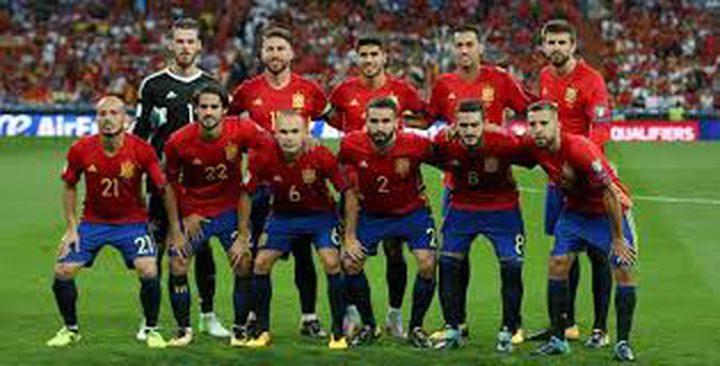أسبانيا تقيل مدرب منتخبها قبل يوم من انطلاق كأس العالم