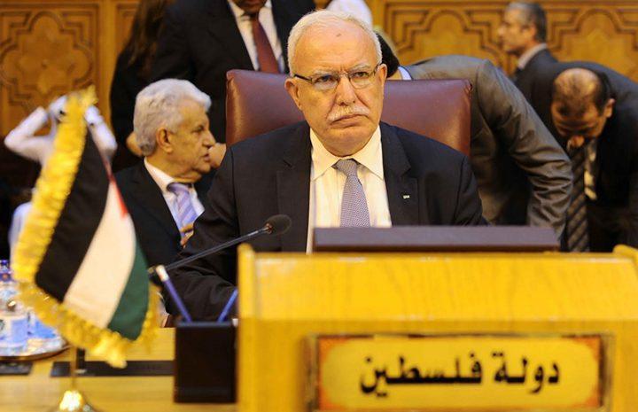 المالكي: تصويت الجمعية العامة لصالح فلسطين أصبح قرارا رسميا