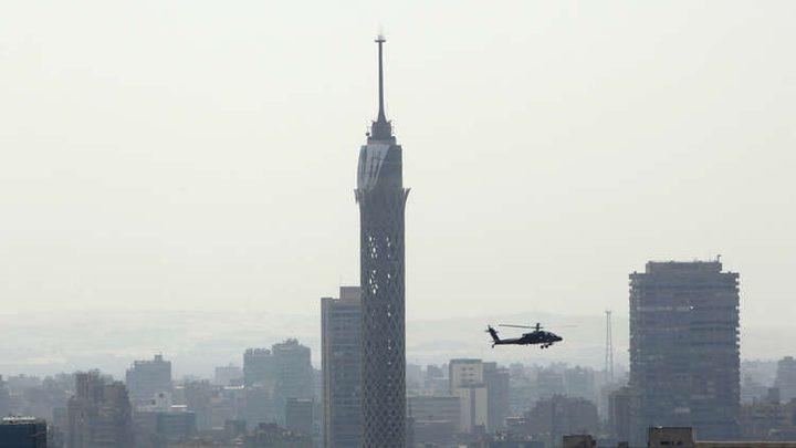 انتحار مصري من أعلى برج القاهرة لسبب محزن