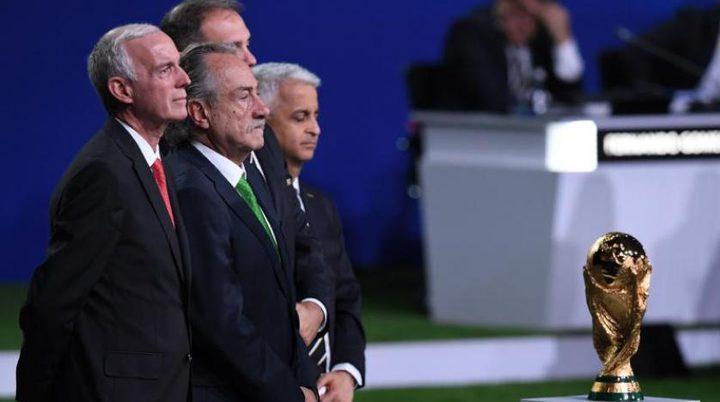 الولايات المتحدة والمكسيك وكندا تفوز باستضافة كأس العالم 2026