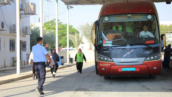 الاحتلال يمنع سفر 5 مواطنين على معبر الكرامة