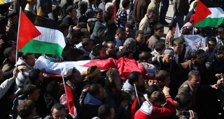 شهيد متأثراً بجراحه جنوب غزة