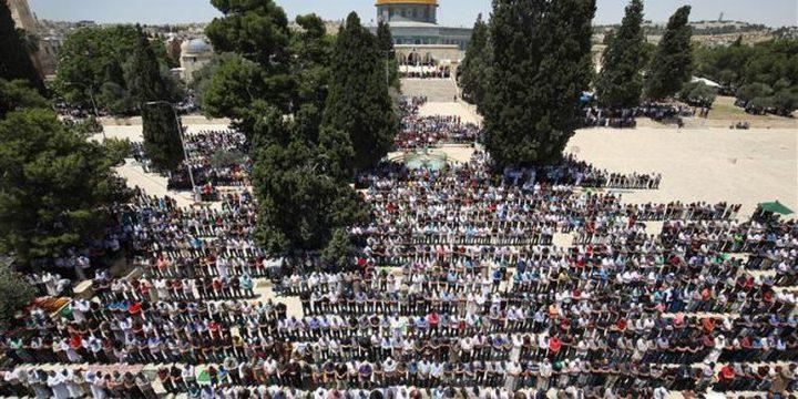 مفتي لبنان: الفلسطينيون لا يستغيثون إلا بالله