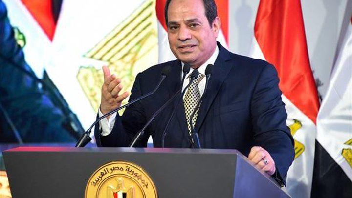 الرئيس المصري يعفو عن 3477 سجيناً بمناسبة عيد الفطر