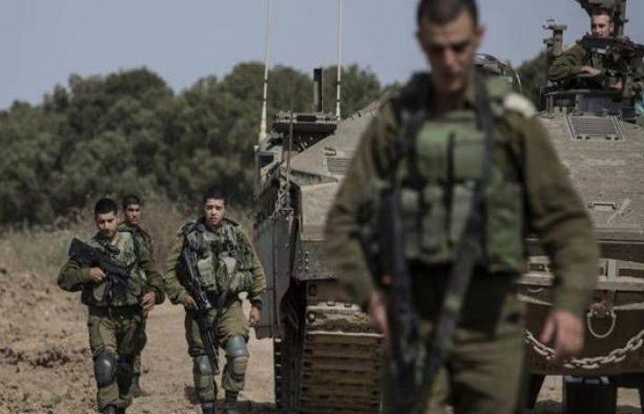 قوات الاحتلال تستنفر تحسبا لإطلاق طائرات حارقة من غزة