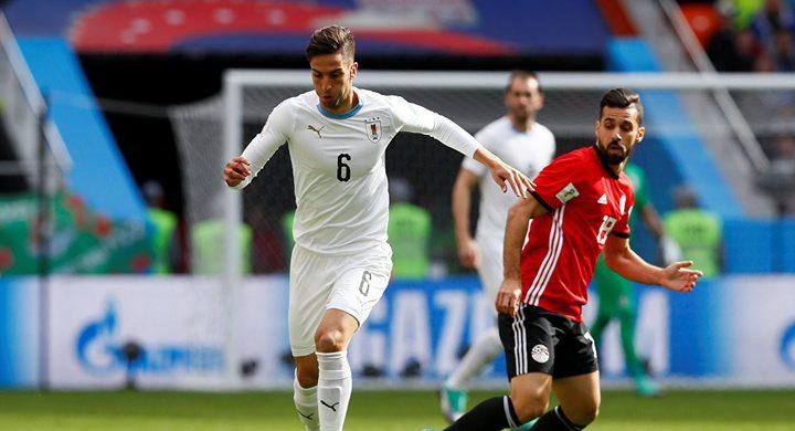 منتخب مصر يخسر أمام أوروجواي بهدف قاتل في مونديال روسيا