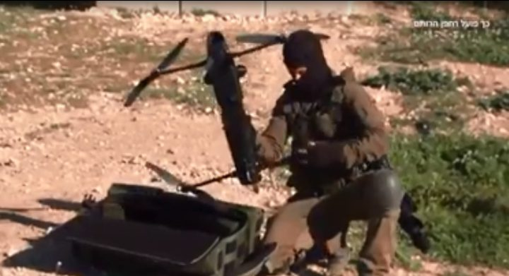 """الاحتلال يستخدم طائرات """"روتم L"""" لقطع أحبال الطائرات الورقية الحارقة"""