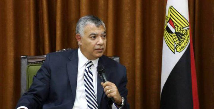 المخابرات المصرية: الإجراءات المصرية المساعدة لغزة سوف تتواصل