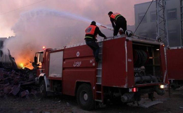 الدفاع المدني يخمد 70 حريقا في ثاني أيام العيد