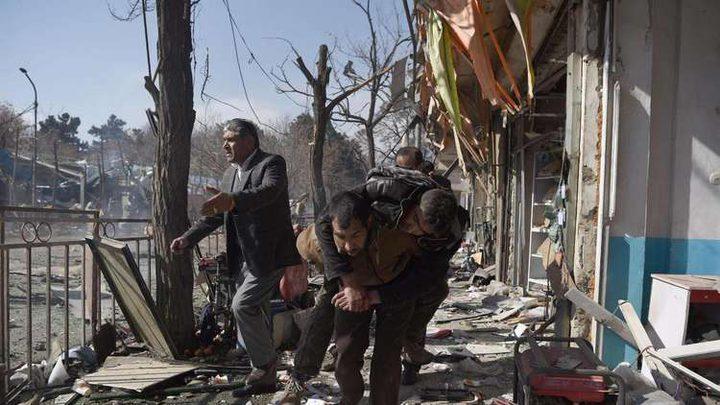 """26 قتيلا جراء انفجار ضرب لقاء بين عناصر """"طالبان"""" والأمن الأفغاني"""