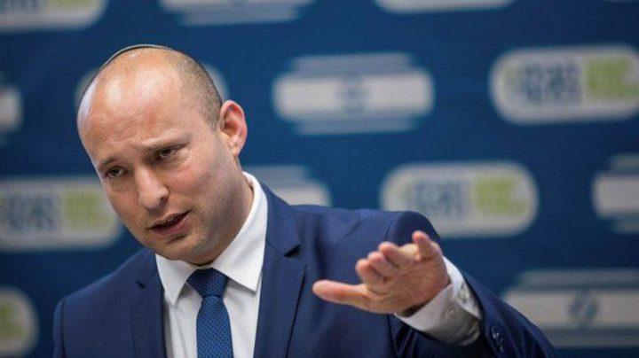 الوزير الاسرائيلي بينيت: على الجيش استهداف مطلقي البالونات كمطلقي الصواريخ
