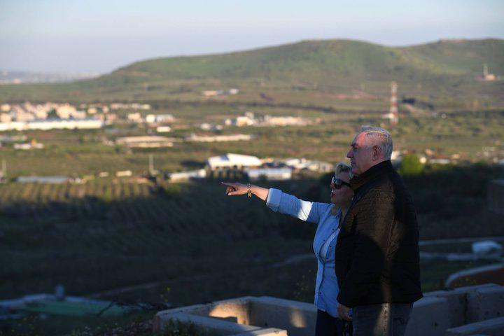 نتنياهو: ايران تحاول التموضع على الحدود
