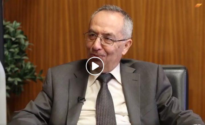 لقاء خاص مع د. ماهرالنتشة القائم بأعمال رئيس جامعة النجاح الوطنية