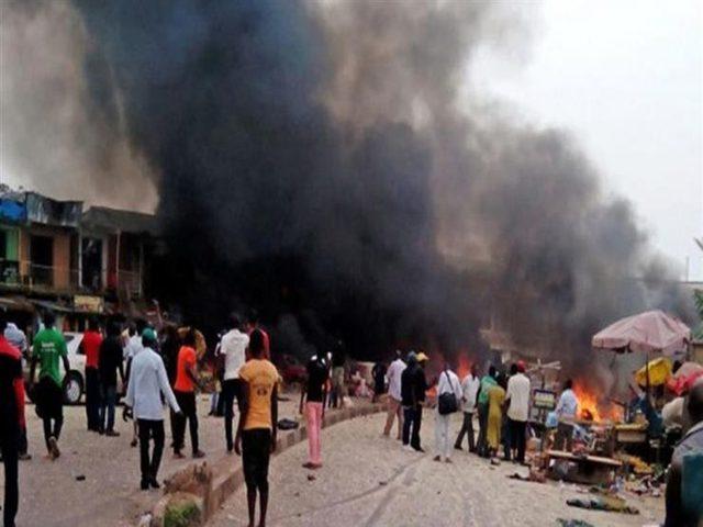 قتلى وجرحى في هجوم انتحاري مزدوج شمال شرق نيجيريا