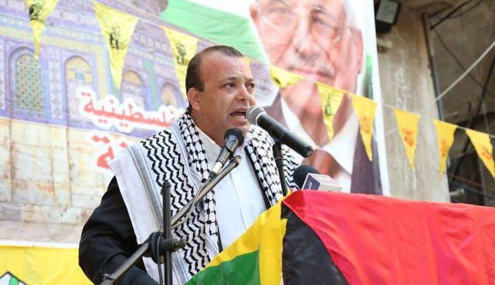 """""""فتح"""": حجازي والزير وجمجوم نموذج للشعب الفلسطيني الذي لا يركع"""