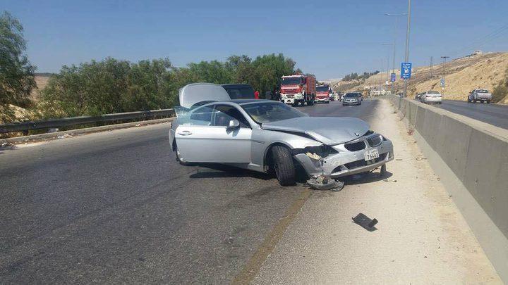 وفاة 4 مواطنين من مخيم بلاطة بحادث سير في الأردن