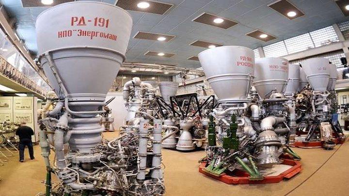 روسيا تصمم محركا فضائيا للصواريخ الخاصة